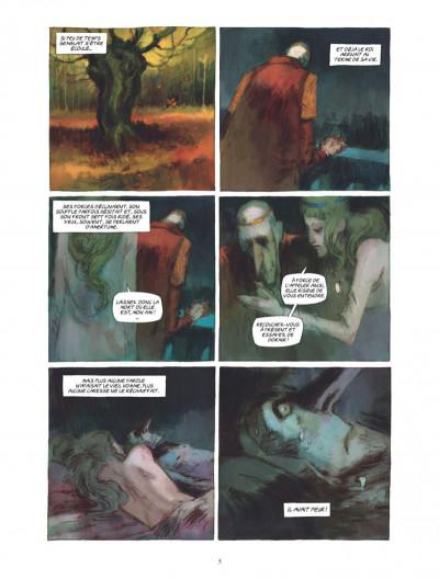 Page 5 Les 3 fruits