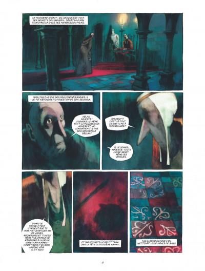 Page 9 Les 3 fruits