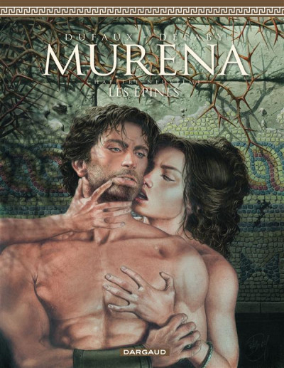 Couverture Murena tome 9 - les épines (édition spéciale)