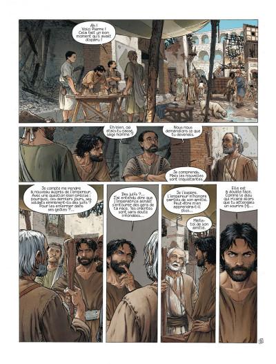 Page 2 Murena tome 9 - les épines (édition spéciale)