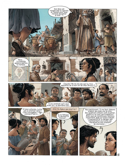 Page 3 Murena tome 9 - les épines (édition spéciale)