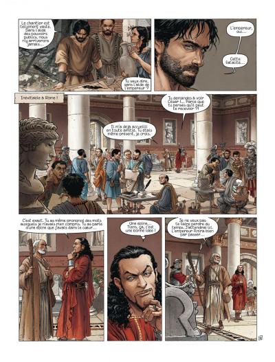 Page 4 Murena tome 9 - les épines (édition spéciale)