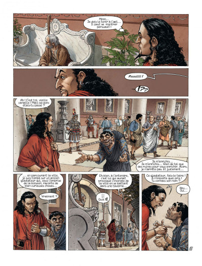 Page 5 Murena tome 9 - les épines (édition spéciale)