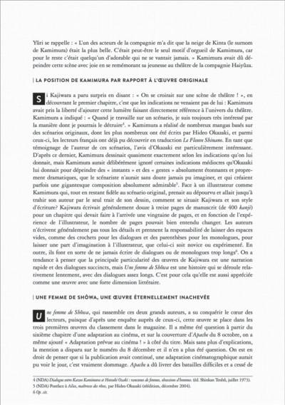 Page 9 Une femme de Shôwa