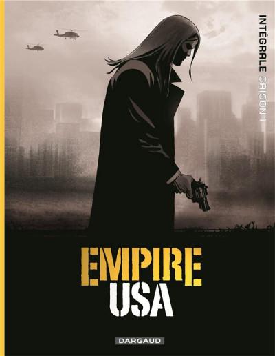 Couverture Empire USA intégrale tome 1