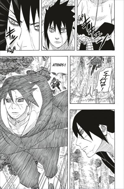 Page 7 Naruto tome 61