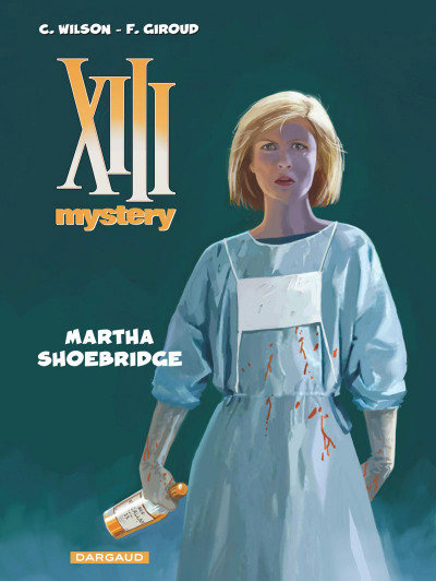 Couverture XIII Mystery tome 8