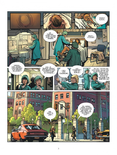 Page 3 XIII Mystery tome 8