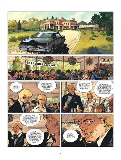 Page 4 XIII Mystery tome 8