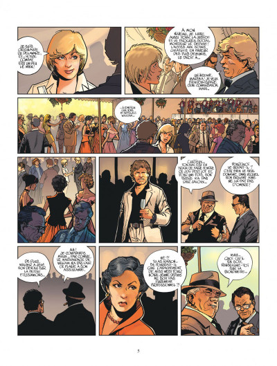 Page 5 XIII Mystery tome 8