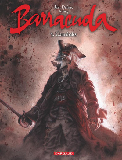 Couverture Barracuda tome 5