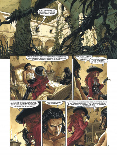 Page 3 Barracuda tome 5