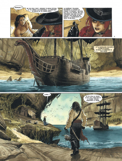 Page 4 Barracuda tome 5