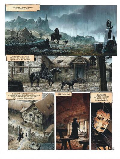 Page 3 Complainte des landes perdues - cycle les chevaliers du pardon tome 4