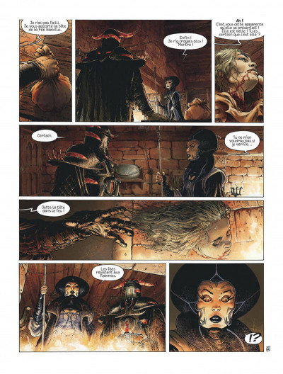 Page 4 Complainte des landes perdues - cycle les chevaliers du pardon tome 4