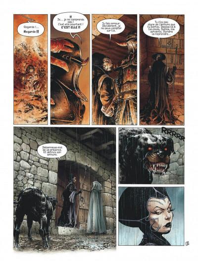 Page 5 Complainte des landes perdues - cycle les chevaliers du pardon tome 4