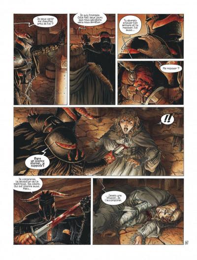 Page 6 Complainte des landes perdues - cycle les chevaliers du pardon tome 4