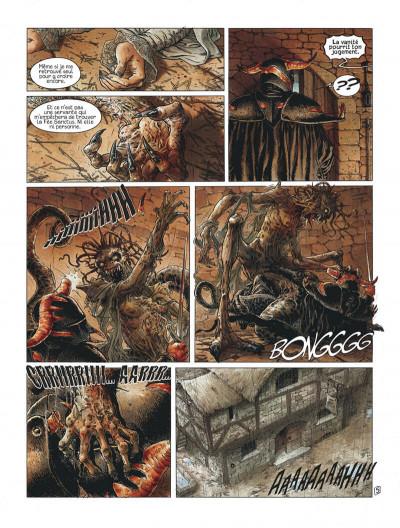 Page 7 Complainte des landes perdues - cycle les chevaliers du pardon tome 4