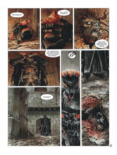 Page 8 Complainte des landes perdues - cycle les chevaliers du pardon tome 4