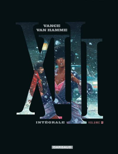 Couverture XIII - intégrale tome 2