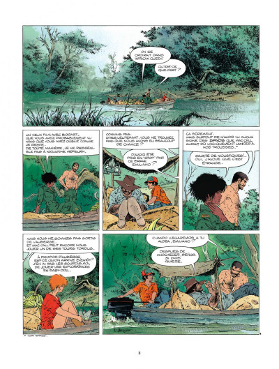 Page 8 XIII - intégrale tome 2