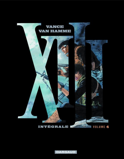 Couverture XIII - intégrale tome 4