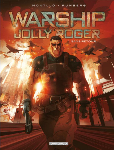 Couverture Warship Jolly Roger tome 1