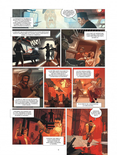 Page 4 Warship Jolly Roger tome 1