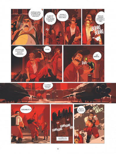 Page 6 Warship Jolly Roger tome 1