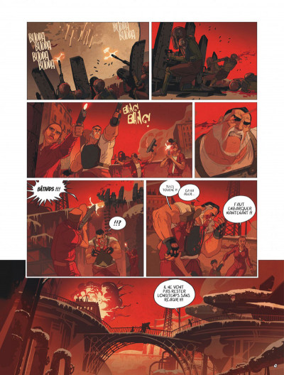 Page 7 Warship Jolly Roger tome 1