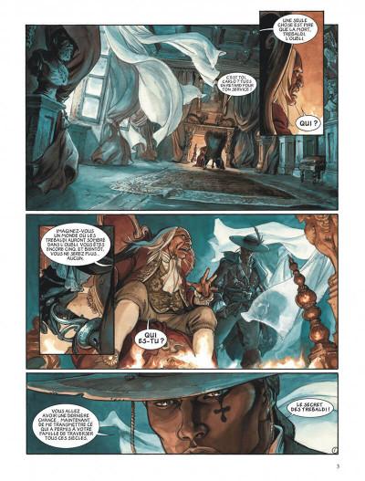 Page 3 Le scorpion tome 11 - La neuvième famille
