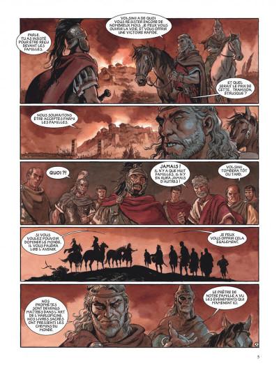 Page 5 Le scorpion tome 11 - La neuvième famille