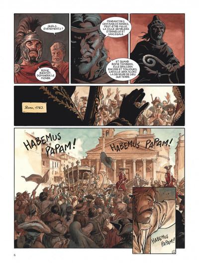 Page 6 Le scorpion tome 11 - La neuvième famille