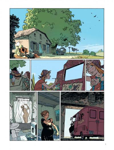Page 3 Les vieux fourneaux tome 1