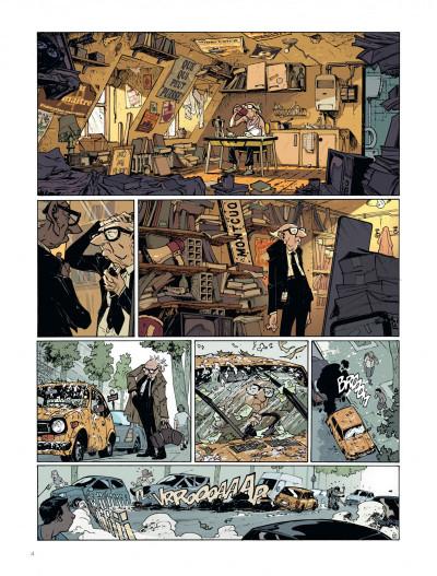 Page 4 Les vieux fourneaux tome 1