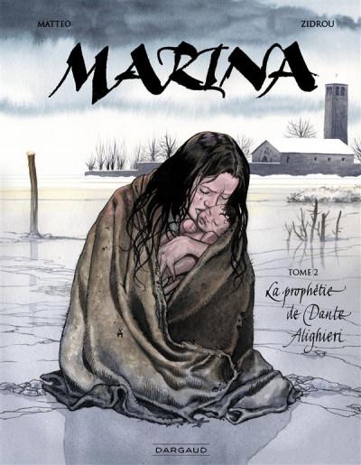 image de Marina tome 2 - la prophétie de Dante Alighieri