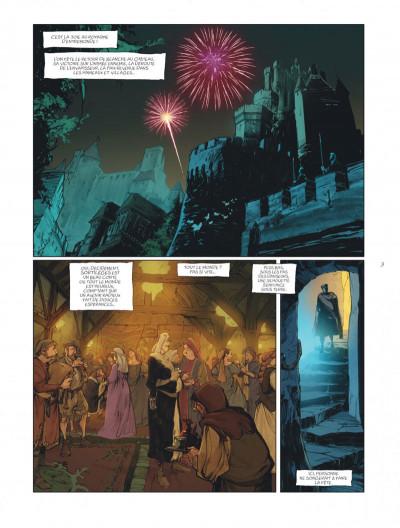 Page 3 Sortilèges tome 4