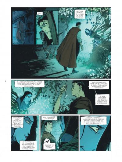 Page 4 Sortilèges tome 4