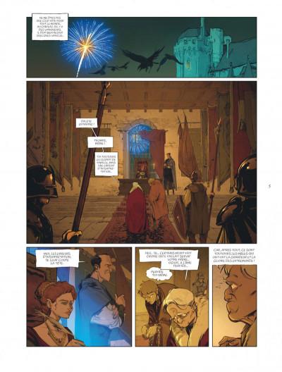 Page 5 Sortilèges tome 4