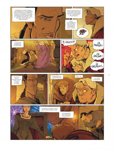 Page 7 Sortilèges tome 4