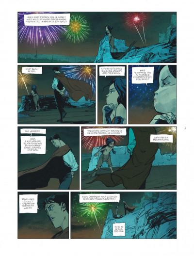 Page 9 Sortilèges tome 4