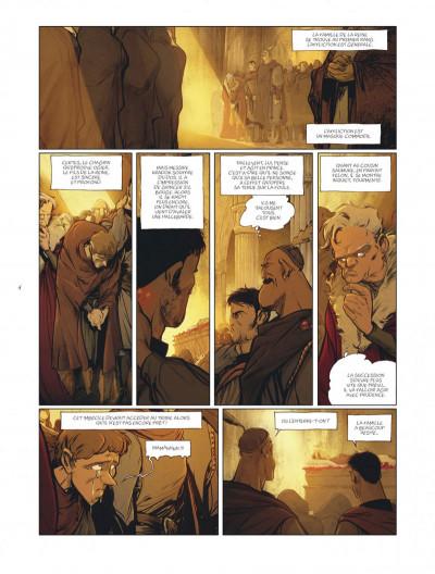 Page 4 sortilèges tome 3 - cycle 2 livre 1