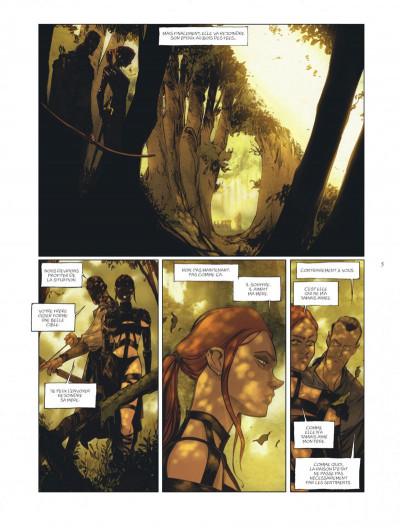 Page 5 sortilèges tome 3 - cycle 2 livre 1
