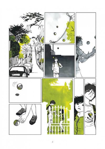Page 5 Un petit goût de noisette tome 1