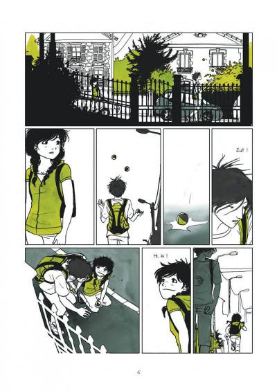Page 6 Un petit goût de noisette tome 1