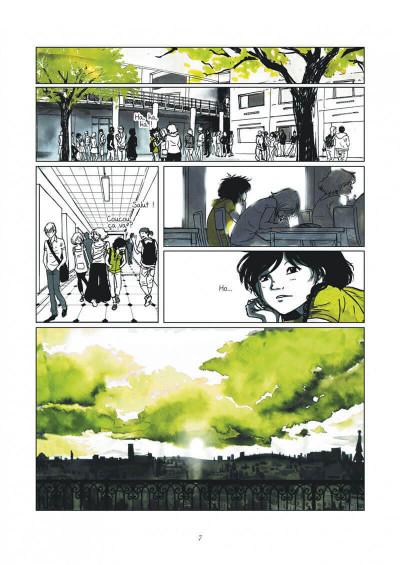 Page 7 Un petit goût de noisette tome 1