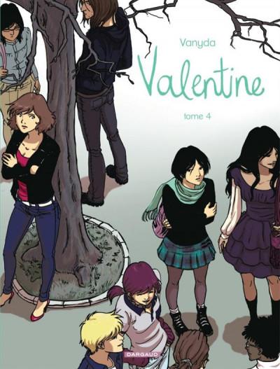 Couverture Valentine tome 4