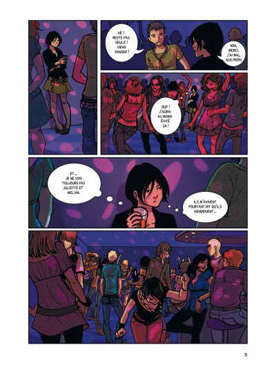 Page 5 Valentine tome 4