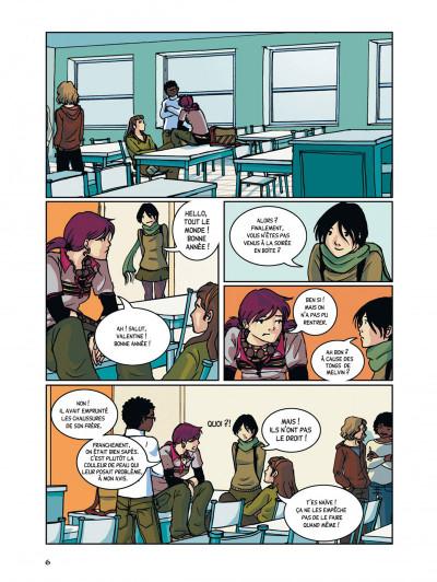 Page 6 Valentine tome 4
