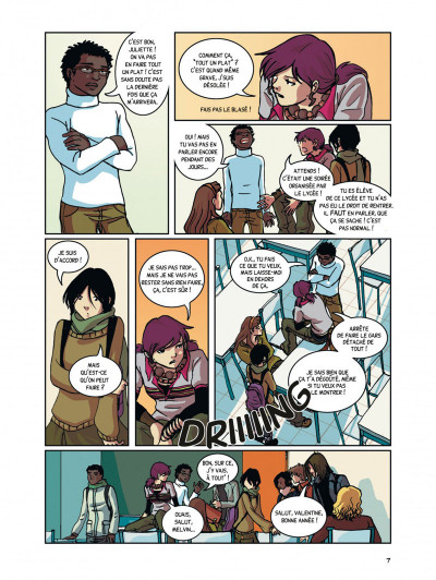 Page 7 Valentine tome 4